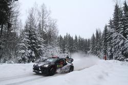 Kimi Raikkonen et Kaj Lindström