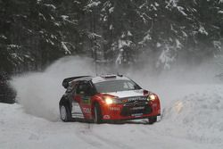 Petter Solberg and Chris Patterson, Citro