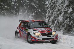 Eyvind Brynildsen et Cato Menkerud, Skoda Fabia S2000