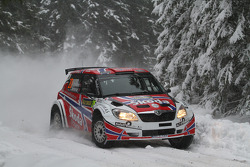Eyvind Brynildsen and Cato Menkerud, Skoda Fabia S2000