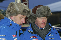 Malcom Wilson, BP Ford Abu Dhabi World Rally Team