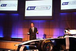 Sam Michael, Teknik Direktörü, Williams F1
