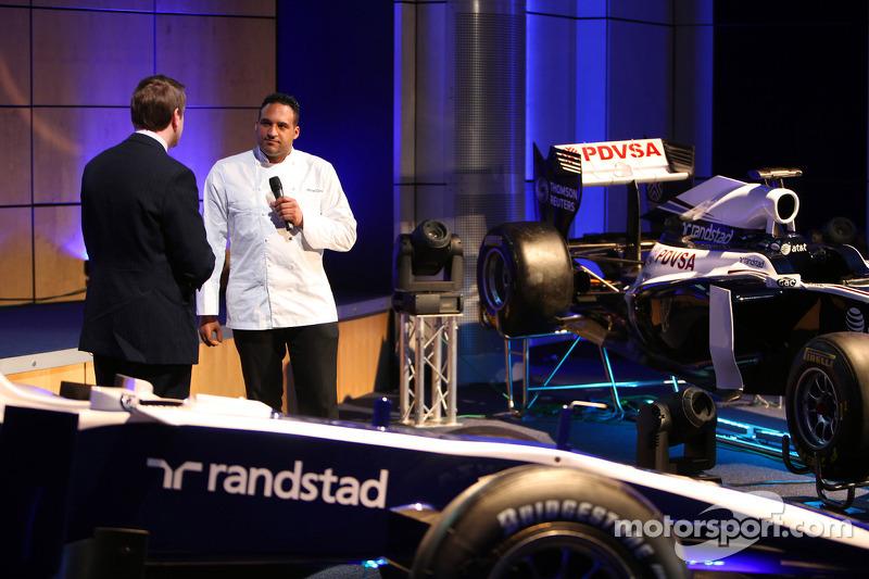 Michael Caines, chef con estrella Michelin