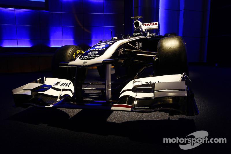 2011: Williams FW33
