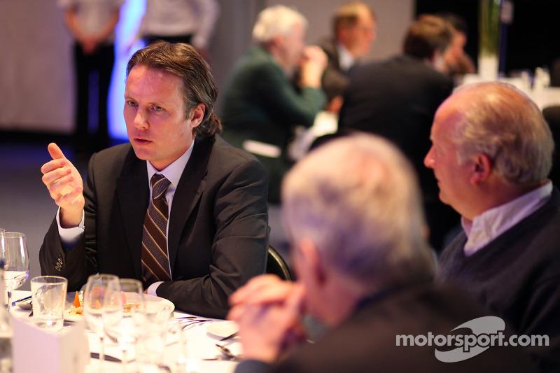 Sam Michael Director técnico Williams F1