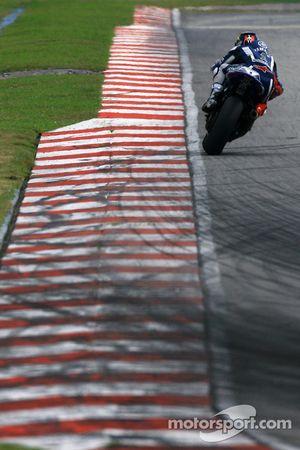 Jorge Lorenzo of Yamaha Factory Team