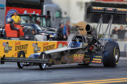 Troy Buff, BME/Okuma Top Fuel Dragster