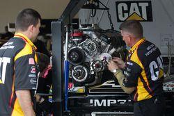 New engine for Jeff Burton, Richard Childress Racing Chevrolet
