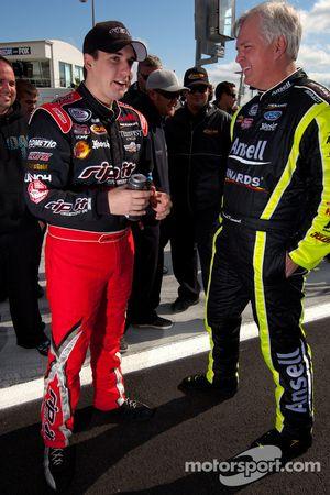 Joey Coulter en Frank Kimmel