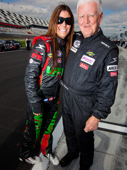 Maryeve Dufault en James Hylton