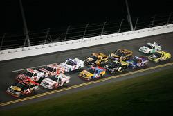 Austin Dillon, RCR Chevrolet leads