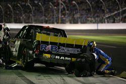 Pitstop Parker Kligerman, Keselowski Racing Dodge