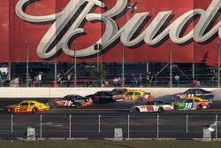 Regan Smith, Furniture Row Racing Chevrolet spin