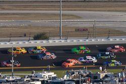 Robby Gordon, Robby Gordon Motorsport Dodge spins