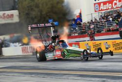 Terry McMillian, Amalie Oil /Wolverine Top Fuel Dragster