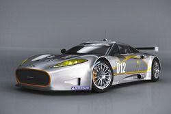 The 2012 Spyker C8 Aileron GT racing car