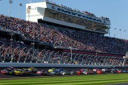 Herstart: Jeff Gordon, Hendrick Motorsports Chevrolet