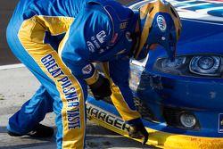 Pitstop Brad Keselowski, Penske Racing Dodge