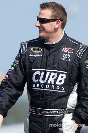 Michael McDowell, HP Racing Toyota