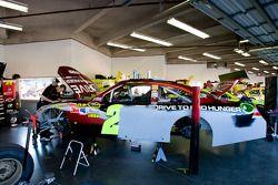 Herstelling Jeff Gordon, Hendrick Motorsports Chevrolet