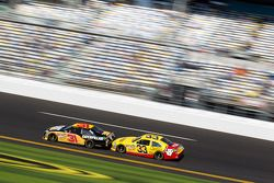 Jeff Burton, Richard Childress Racing Chevrolet and Clint Bowyer, Richard Childress Racing Chevrolet