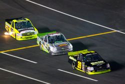 Ryan Sieg, Chevrolet, Jeffrey Earnhardt, Rick Ware Racing Chevrolet, Matt Crafton, ThorSport Racing