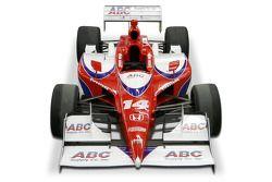 Nieuw design voor ABC Supply/A.J. Foyt Racing's No. 14