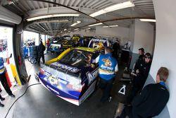 Garage actie