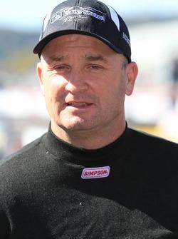 Top Fuel rijder Bob Vandergriff
