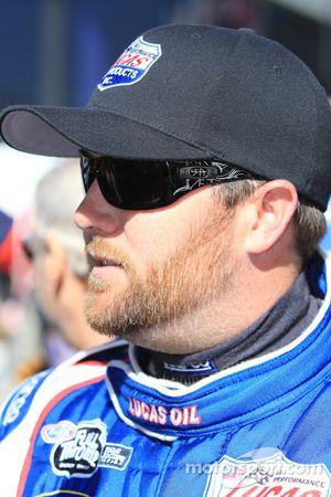 Top Fuel rijder Shawn Langdon