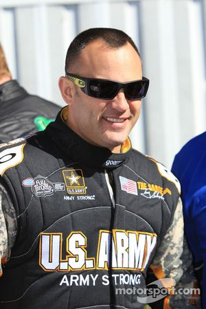 Top Fuel rijder Tony Schumacher