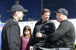 Larry Dixon, Del Worsham en Bob Vandergriff