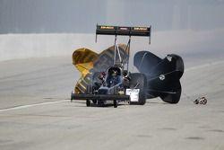 Troy Buff, BME / Okuma Top Fuel Dragster