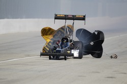 Troy Buff, BME / Okuma Top Fuel Dragster