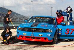 #37 JBS Motorsports Mustang Boss 302R: Dean Martin, Bret Seafuse