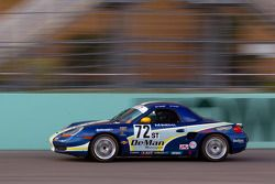 #72 DeMan Motorsport Boxster: Jose Armengol, Jim Hamblin