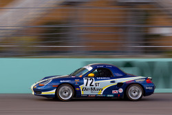 #72 DeMan Motorsport Boxster: Jose Armengol, Jim Hamblin