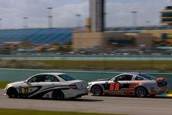 FRESCH Mercedes C300 : Jarett Freeman Jr., Jarett Freeman, Max Schmidt; Capaldi Racing Ford Mustang GT : Tony Buffomante, Kyle Gimple