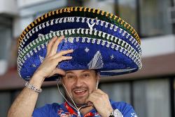 Кристиан Лорье, технический директор M-Sport