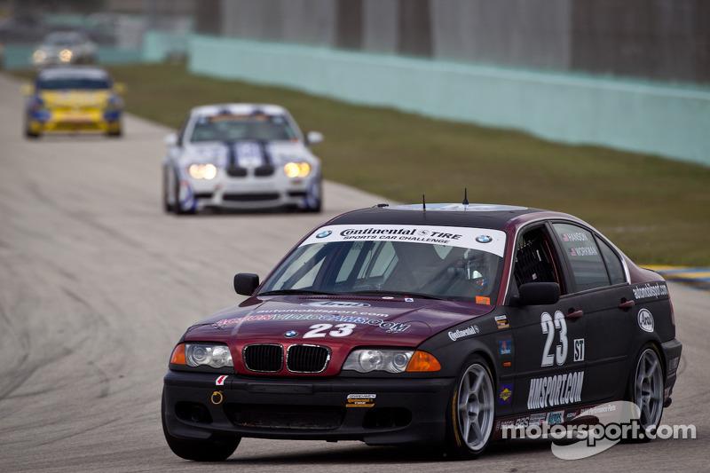 #23 AutoSport Promotions BMW 330: Todd Hanson, Jason Workman