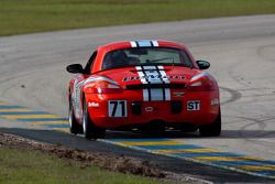 #71 DeMan Motorsport Boxster: Joe Masessa, Ari Straus
