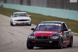 #14 Doran Racing BMW 128i: Tim Bell, BJ Zacharias
