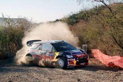 Себастьен Ожье и Жюльен Инграссиа, Citroën DS3 WRC, Citroën Total World Rally Team