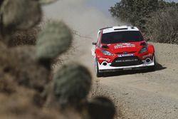 Евгений Новиков и Стефан Прево, Ford Fiesta RS WRC