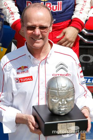Citroën sporting director Olivier Quesnel