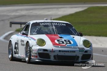 #59 Brumos Racing Porsche GT3: Andrew Davis, Leh Keen