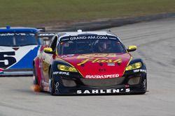 #49 Team Sahlen Mazda RX-8: Joe Nonnamaker, Will Nonnamaker, Joe Sahlen