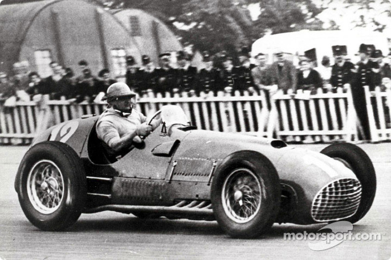 1950-1951: Ferrari 375
