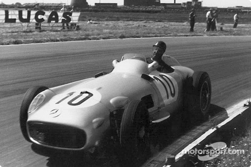 GP da Grã-Bretanha, 1955