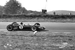 In its first F1 season, 1967, the new Ford DFV engine won four races: Holland, Great Britain, USA at